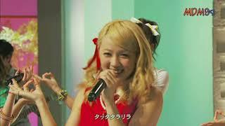 E-girls ♪おどるポンポコリン ピーヒャラダンス Odoru Ponpokorin