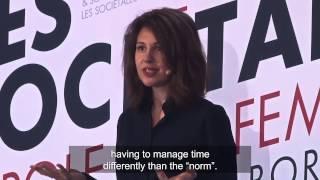 Talk de Catherine Taret (Late Bloomers)