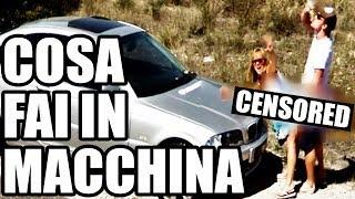 COSA FAI IN MACCHINA - iPantellas