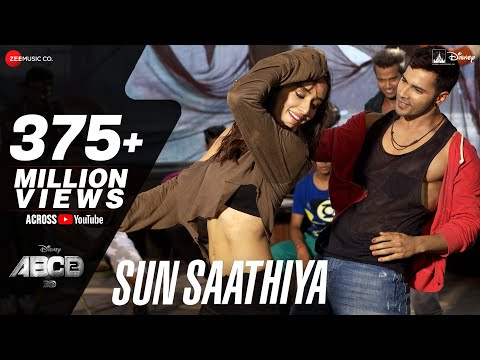 Xxx Mp4 Sun Saathiya Full Video Disney S ABCD 2 Varun Dhawan Shraddha Kapoor Sachin Jigar Love Song 3gp Sex