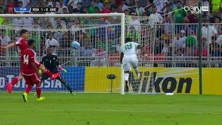 أهداف مباراة السعودية و الامارات 3-0 [11-10-2016] تصفيات كأس العالم 2018