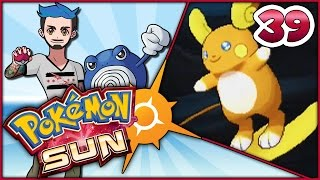 Pokémon Sun Part 39 | I'LL RAICHU INTO THE HISTORY BOOKS | Let's Play w/Ace Trainer Liam