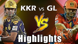 IPL T20: KKR vs GL - 8th May 2016 | Match Highlights | Kolkata Knight Riders vs Gujarat Lions
