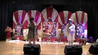 BSF Durga Pujo 2011 Orlando Naatok Part 4