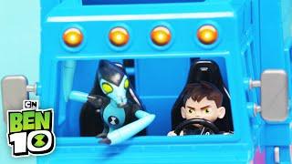 Ben 10 | Assembly Required: Rustbucket Toy Set! | Cartoon Network