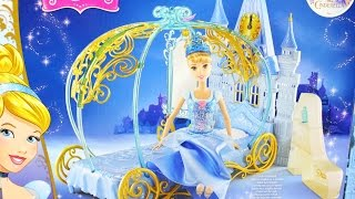 Cinderella's Dream Bedroom / Спальня для Золушки - Disney Princess -  Mattel - CDC47