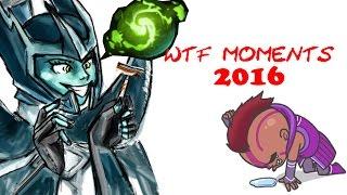 Dota 2 Wtf Moments 2016 - Phantom Assassin, Refresher, RAMPAGE !!!!
