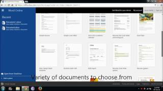 How To Get Microsoft Office Word For Free l No Trial