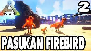 ARK: SURVIVAL INDONESIA MERDEKA - PASUKAN FIREBIRD /w Zimzajaib #2