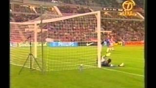 1996 September 26 PSV Eindhoven Holland 3 Dinamo Batumi Georgia 0 Cup Winners Cup