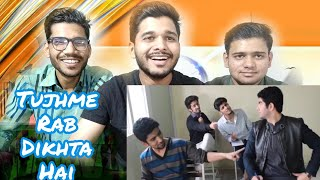 BOLLYWOOD SONGS IN EXAMINATION HALL | M BROS REACTION | MAKE JOKE FOR YOU