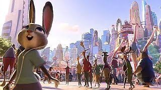 Welcome to ZOOTOPIA with Shakira's