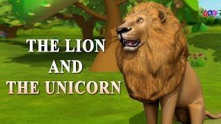 THE LION AND THE UNICORN || ENGLISH FOLK LEGEND || Subtitles || Chitti TV