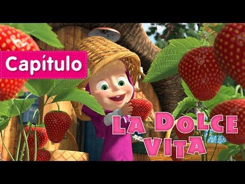 Xxx Mp4 Masha Y El Oso 🍓 La Dolce Vita 🍓 Capítulo 33 Dibujos Animados En Español 3gp Sex