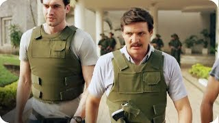 NARCOS Season 3 TRAILER (2017) Netflix Series