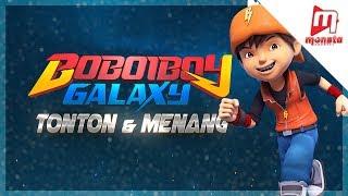 BoBoiBoy Galaxy - EPISOD 09 - 13 | Tonton & Menang