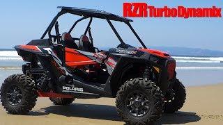 First Drive 2018 Polaris RZR XP Turbo Dynamix - Dirt Wheels Magazine