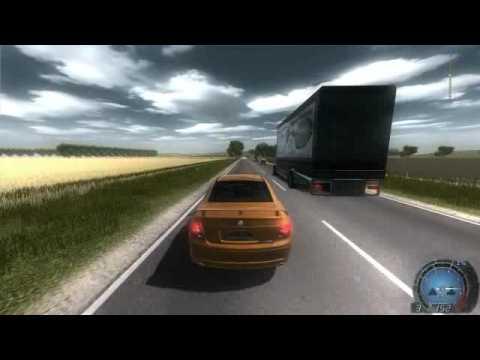 World Racing 2 Polish Roads v1 Holden Monaro CV8 R