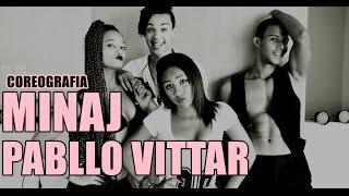 MINAJ / PABLLO VITTAR - PLAY DANCE OFICIAL (Coreografia)