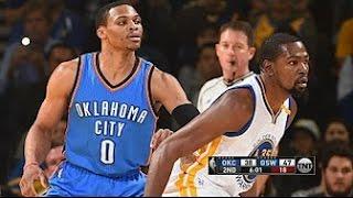 Golden State Warriors vs OKC Thunder    Full Game Highlights    Nov 3, 2016 16 17 NBA Season