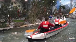 Boot Düsseldorf Die World of Paddling Paddelsport Kajak Kanu Paddeln auf der boot Düsseldorf