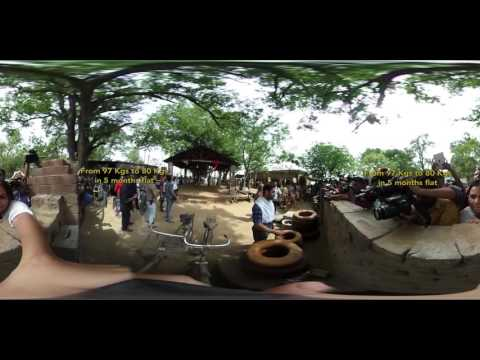 Sneak Peek of Aamir Khan's Dangal's Set in 360 degree.