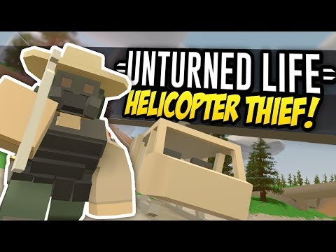 Xxx Mp4 HELICOPTER THIEF Unturned Life Roleplay 328 3gp Sex