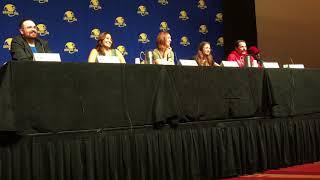 Wynonna Earp @ DragonCon 9/1/2017 [Full Panel]