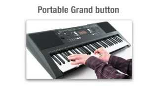 Yamaha PSR-E343 Introduction