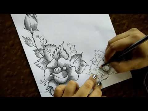 Xxx Mp4 How To Make A Greeting Card With Pencil Sketch 3gp Sex