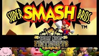 Friday Night Fisticuffs: Super Smash Bros.