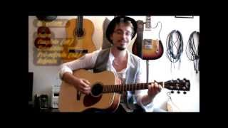 Hurt (version Johnny Cash) - Cours de guitare