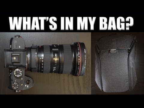 What s in my bag CES 2017