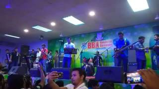Tahsan live concert In Jagannath University 9.10.2017