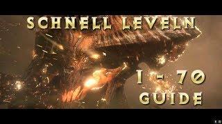 Diablo 3 - Season 12 - Level Guide | Schnell 70 | Saisonstart | fast leveling | German