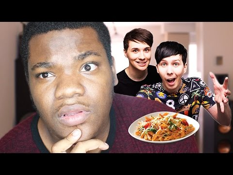 Xxx Mp4 HAVING SEX WITH DAN AND PHIL FIGHTING ABOUT PASTA 3gp Sex