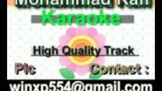 Mera Yaar Bada Sharmeela Karaoke Milan Ki Raat 1967 Rafi