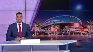 افتتاح ستاد خليفة الدولي بمناسبة نهائي كأس أمير دولة قطر و استعدادا لمونديال 2022