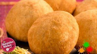Khasta Kachori For Holi (Baked) - Tasty Moong Dal Kachori - Sharmilazkitchen