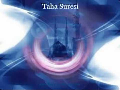 Taha Suresi - Konuşan Kuran-ı Kerim 020 (Arapça - Türkçe)