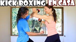 Kick boxing en casa rutina completa   Suda con nosotros Rutina 2