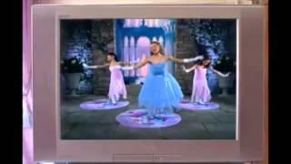 Bella Dancerella Cinderella Commercial (2005)