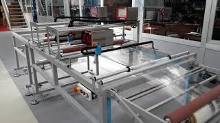 Savema Winder&Rewinder System with SVM 107 C Printers for Romania Market-2