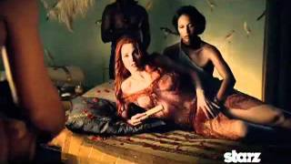 Spartacus Blood and Sand - 1ª Temporada - Trailer