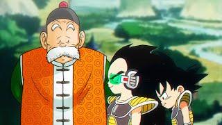 What if Raditz went to Earth with Goku?