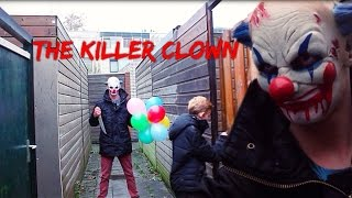 The Killer Clown (iPad iMovie Made, NO BUDGET Amateur Horror Movie)