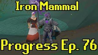 Oldschool Runescape - 2007 Iron Man Progress Ep. 76 | Iron Mammal
