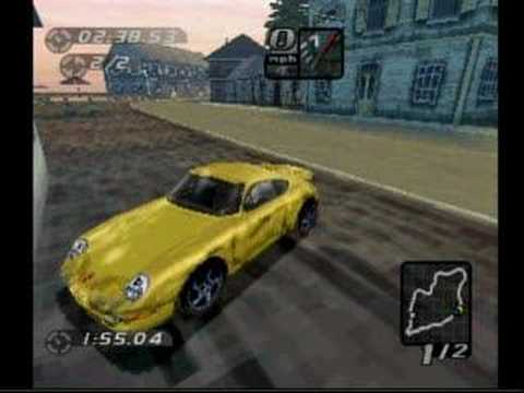 Need for Speed High Stakes Hot Pursuit Duel Race PS1