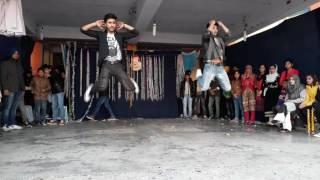 Tuje bhula diya duet DANCE by Jatin Chadha and Taha ajaz