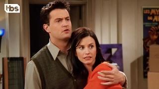 Chandler Loves Monica | Friends | TBS